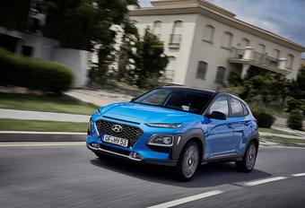 Hyundai Kona Hybrid: zoals de Niro #1