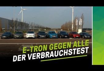 Het bereik van elektrische wagens getest #1