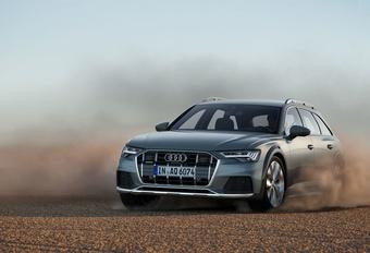 Vierde generatie Audi A6 Allroad kan alles aan #1