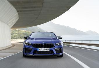 Officieel: de BMW M8 en M8 Competition! #1