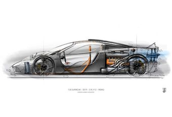 Gordon Murray T.50 is spirituele opvolger van de McLaren F1 #1