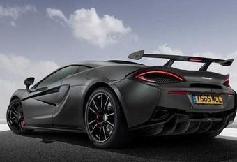 McLaren 570S krijgt vleugels #1