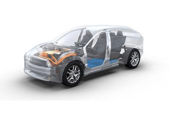 Toyota en Subaru bundelen de krachten voor een elektrisch platform #1