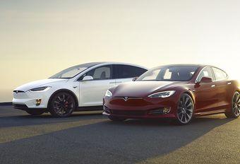 Gratis opladen voor de Tesla Model S en X in voorraad #1