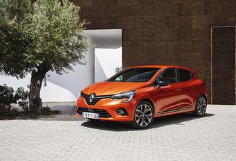 Renault Clio V : Hybride binnen het jaar #1