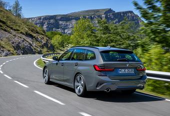 BMW Série 3 Touring : l'heure du break #1