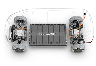 Volkswagen: Europese batterijen met Northvolt #1
