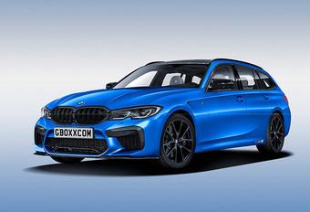 Komt er eindelijk een BMW M3 Touring? #1