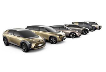 Toyota avance à 2025 la mise en œuvre de sa stratégie électrique #1