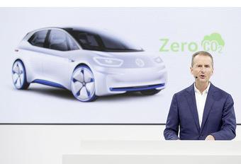Ford en Volkswagen: elektrische wagens en pick-ups samen? #1