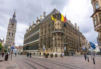 Mobilité à Gand sans transit automobile : ça fonctionne #1