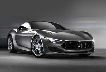 Maserati : non à la descente en gamme #1