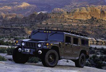 De Hummer kan terugkeren als elektrische wagen #1