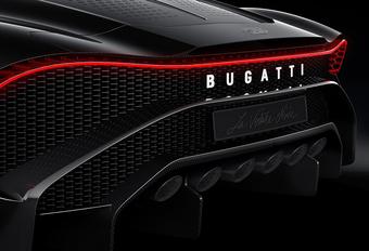 Bugatti komt met een nieuw model naar Pebble Beach #1