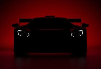 Krijgt de Ford GT een hybride aandrijfgeheel voor de nieuwe Hypersportklasse? #1