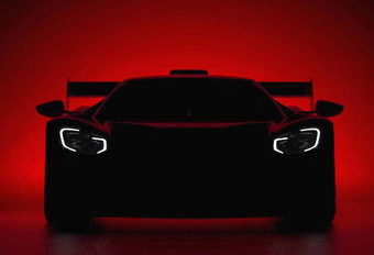 Ford : Une GT plus radicale à Goodwood #1