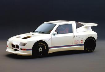 WRC gaat voor hybride silhouetteracers #1