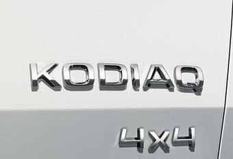 Skoda : un facelift pour le Kodiaq en 2020 #1