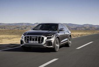 Audi SQ8 : au Diesel à hybridation légère #1