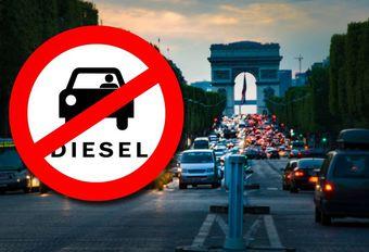Parijs: belangrijke wijzigingen voor het Crit'Air-vignet #1