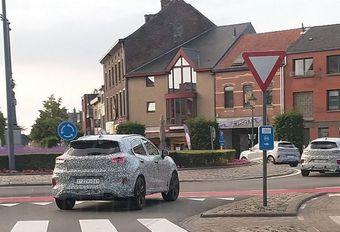 De toekomstige Ford Puma in België #1