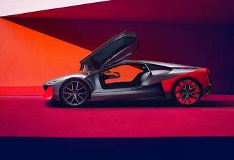 Vision M Next is toekomst van rijplezier volgens BMW #1