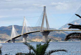 Série d'été 2019 – Le pont Rion-Antirion #1