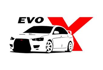Mitsubishi prépare le retour de la Lancer Evolution ! #1