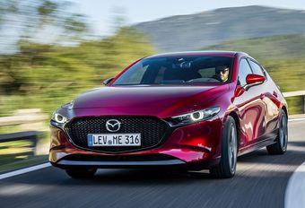 Mazda 3 SkyActiv X : les prix et la consommation #1