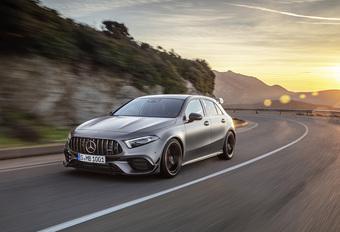 Nieuwe Mercedes-AMG A 45 is als hot hatch verpakte supersportwagen #1