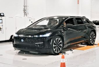 Faraday Future : cela sent le roussi #1