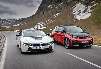 BMW : la fin des i3 et i8 #1