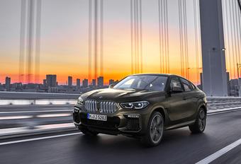 BMW X6 : nouvelle génération de la pionnière #1