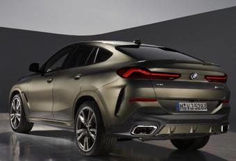 Nieuwe BMW X6 gelekt! #1