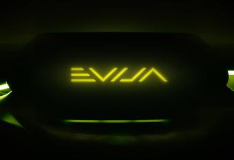 Hyper-EV van Lotus heet Evija #1