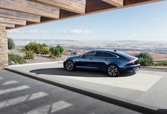 Officieel: volgende Jaguar XJ wordt een EV! #1