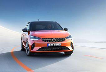 Le prix de l'Opel e-Corsa #1
