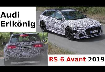 Audi RS6 Avant : plus de 600 ch ! #1