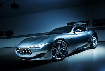 Maserati: binnenkort een verkoopmodel zoals Nike? #1