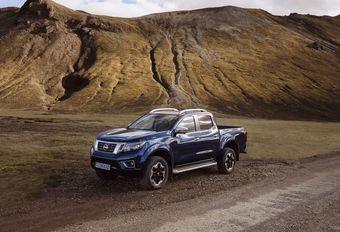 Nissan Navara : aux normes Euro 6d Temp #1