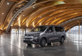 Toyota ProAce City : électrique en 2021 #1