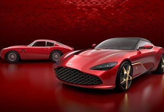 Aston Martin DBS GT Zagato : sans lunette #1