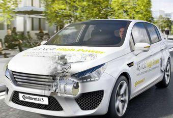 Continental maakt hybride 48V-systeem #1