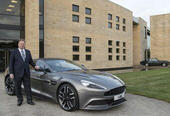 Topman van Aston Martin veroorzaakt opschudding #1