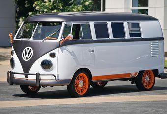 VW Type 20: ontworpen door onderzoekscentrum in Silicon Valley #1