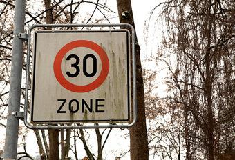 UPDATE – Mobilité : la zone 30 bientôt généralisée à Bruxelles #1