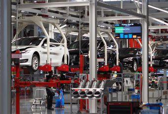 Tesla: beurskoers weer op schema #1