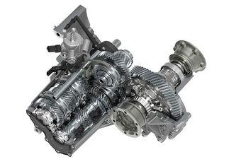 Volkswagen: nieuwe manuele versnellingsbak voor minder CO2 #1
