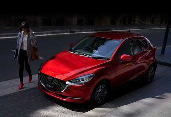 Mazda 2 : facelift hybridé #1