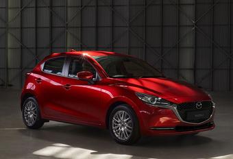 Mazda 2 krijgt facelift en introduceert M Hybrid-technologie #1